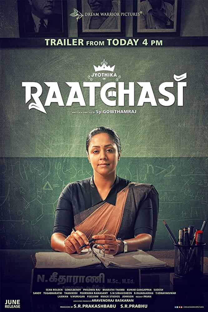 Madam Geeta Rani (Raatchasi) 2020 South Hindi Dubbed HDRip