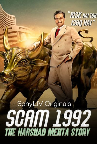 Scam 1992 The Harshad Mehta Story (2020) Hindi Web Series HEVC