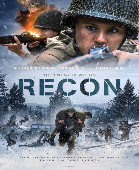 Recon 2020 English 720p HDRip 800MB
