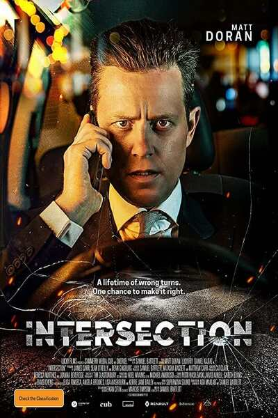 Intersection (2020) English 480p HDRip 300MB