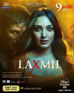 Laxmii (2020) Hindi Full Movie 720p HDRip Download