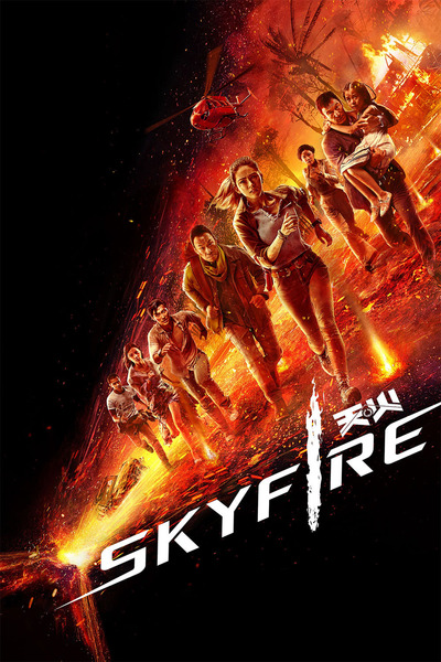 Skyfire (2019) English 480p HDRip