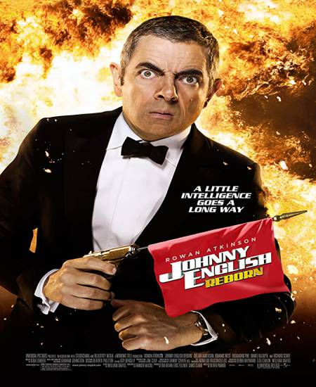 Johnny English Reborn 2011 Dual Audio Hindi