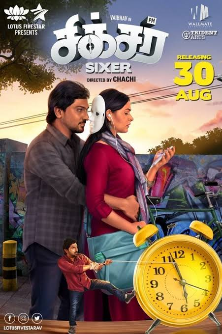Sixer (2020) New South Hindi Dubbed Full Movie HD