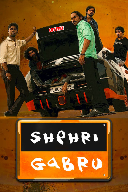 Shehri Gabru (2020) Hindi 720p HDRip Download