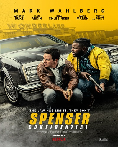 Spenser Confidential 2020 Hindi Dual Audio HDRip