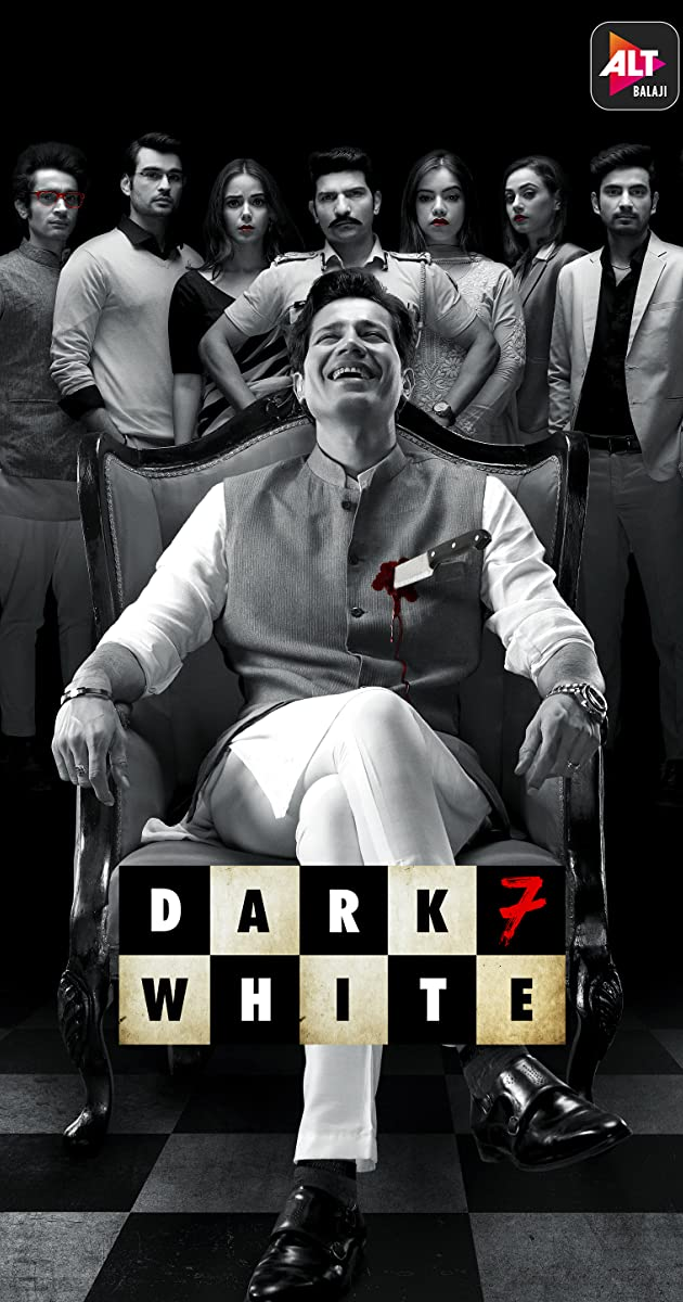 Dark 7 White (2020) Hindi AltBalaji Season 1 Complete Download HD