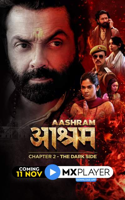 Aashram Chapter 2(2020)  S02 Hindi Full Web Series 720p HDRip Download