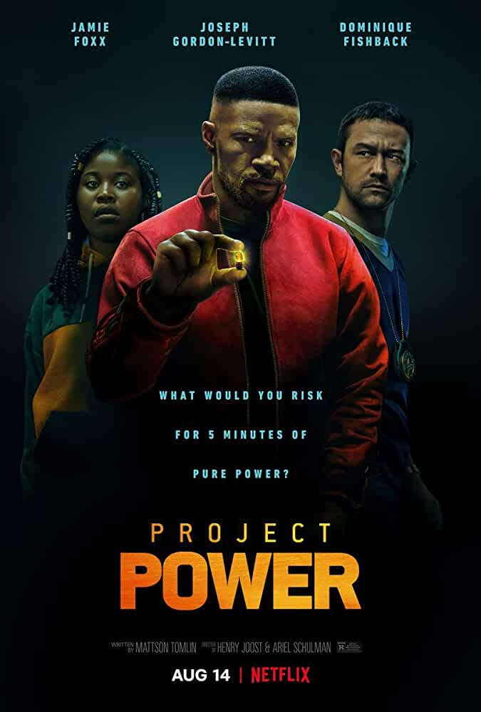Project Power (2020) Dual Audio [Hindi + English] HDRip ESub
