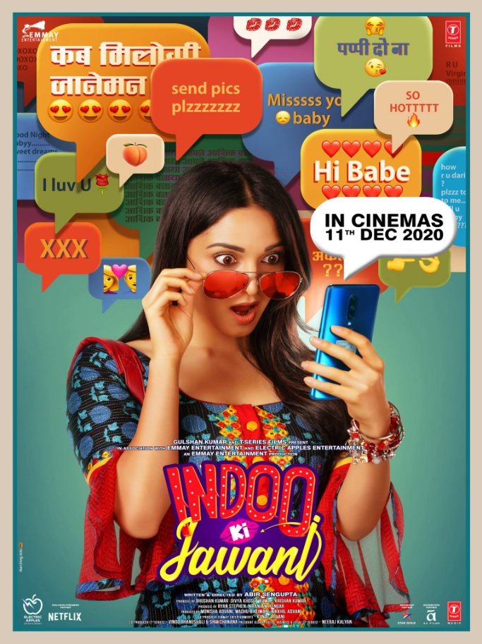 Indoo Ki Jawani (2020) Hindi 720p HDRip Download
