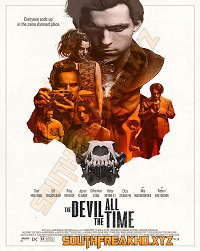 The Devil All The Time 2020 English HDRip 480p