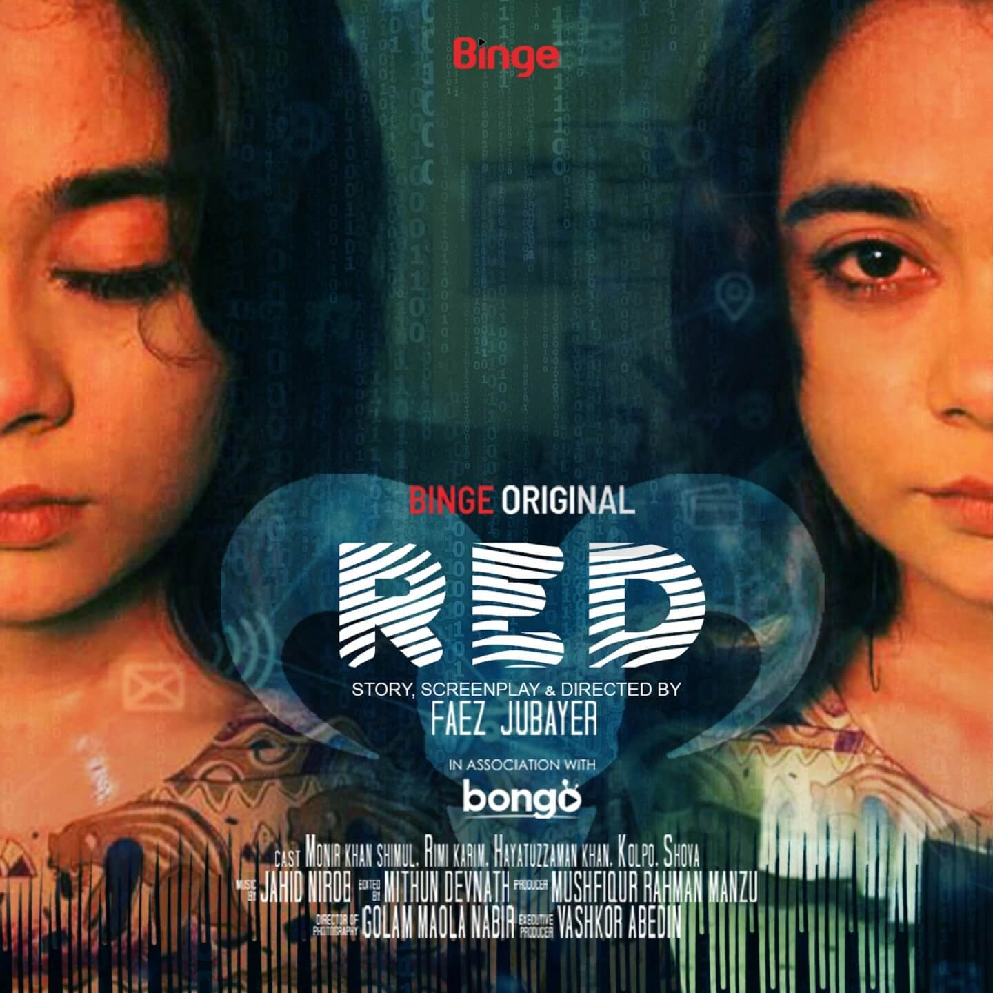 Red (2020) Bangla S01 Complete [EP 1-6 ALL ADDED] WEB-Rip – 480P | 720P  – x264 – Download
