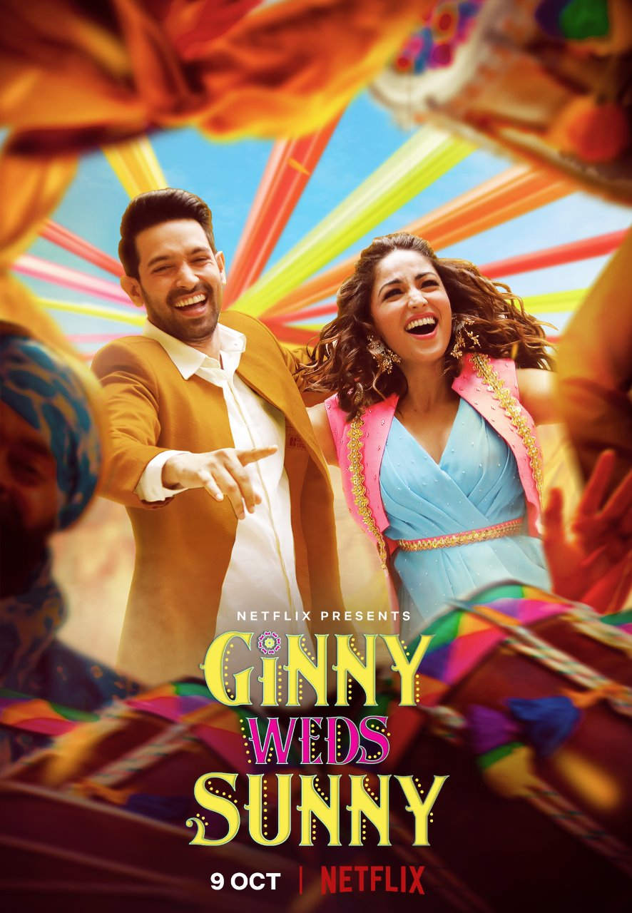 Ginny Weds Sunny (2020) Hindi Full Movie WEBDL
