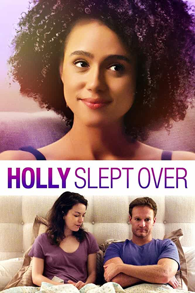 Holly Slept Over (2020) Amazon 720P HDRip Download [Hindi+English]