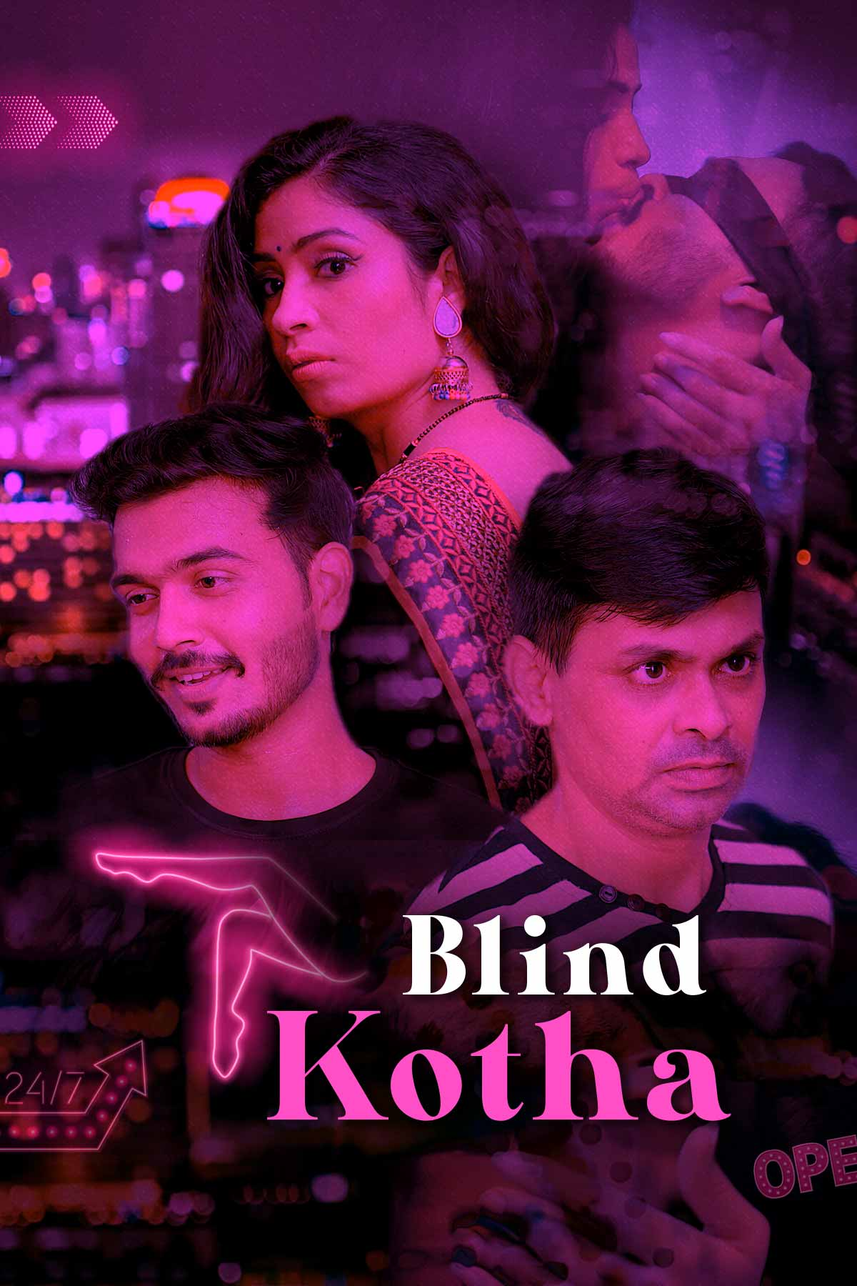 Blind Kotha (2020) KooKu Hindi Season 1 Complete 720p UNRATED HDRip Download