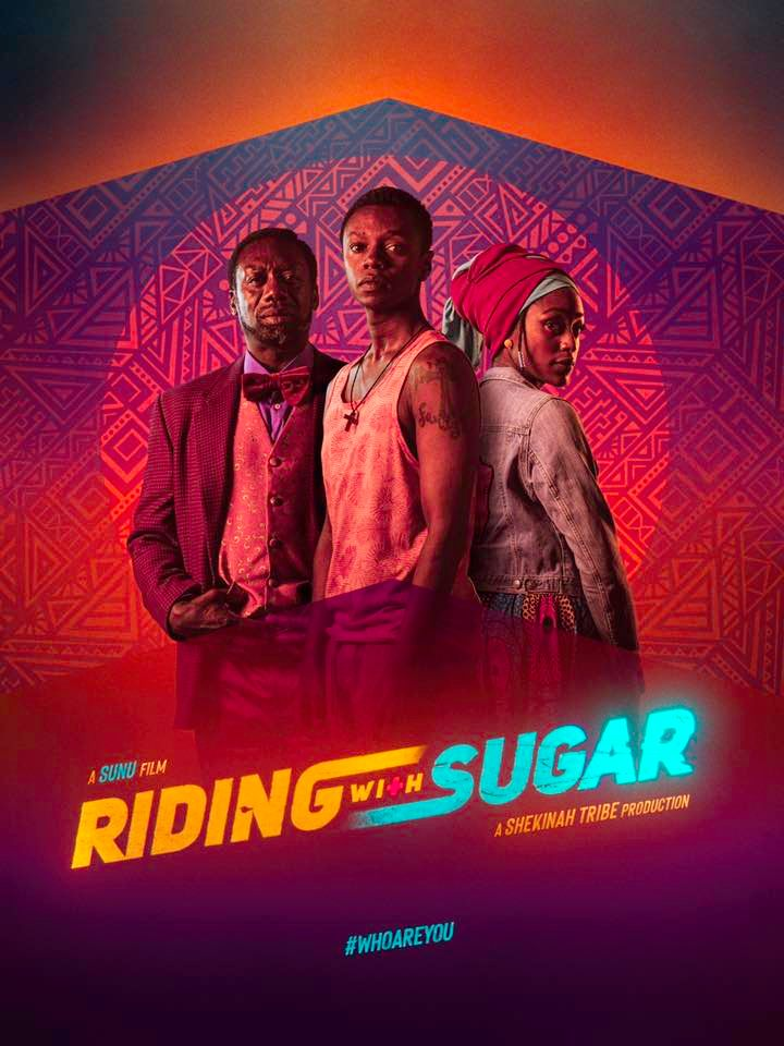 Riding with Sugar (2020) English HDRip 300MB