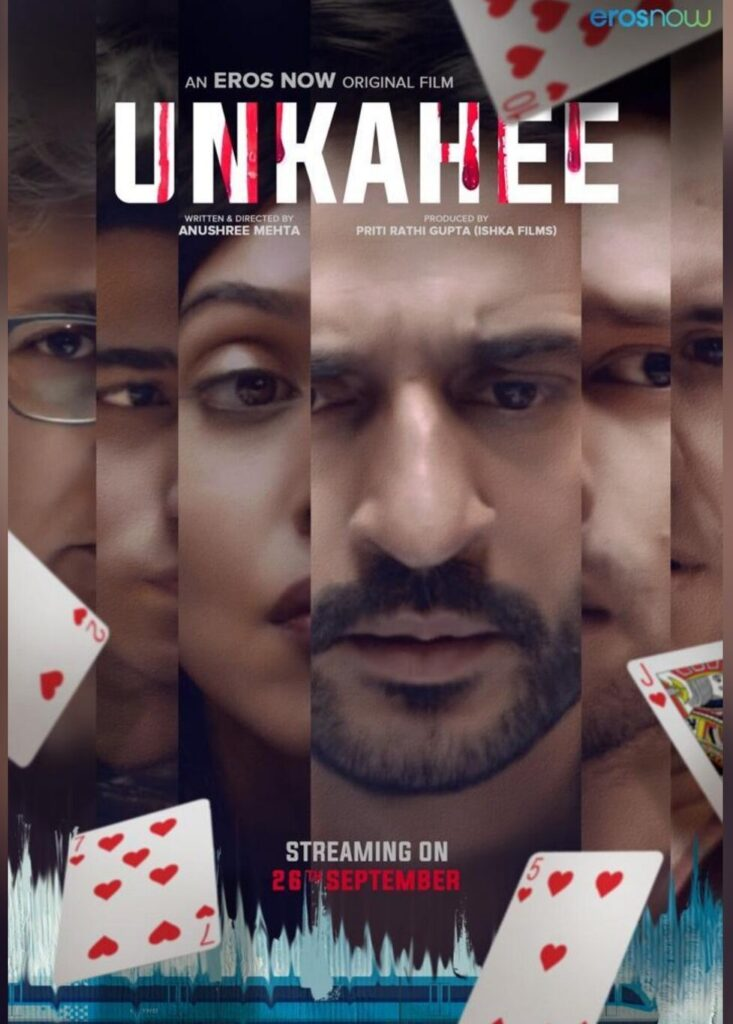 Unkahee (2020) Hindi Full Movie HDRip