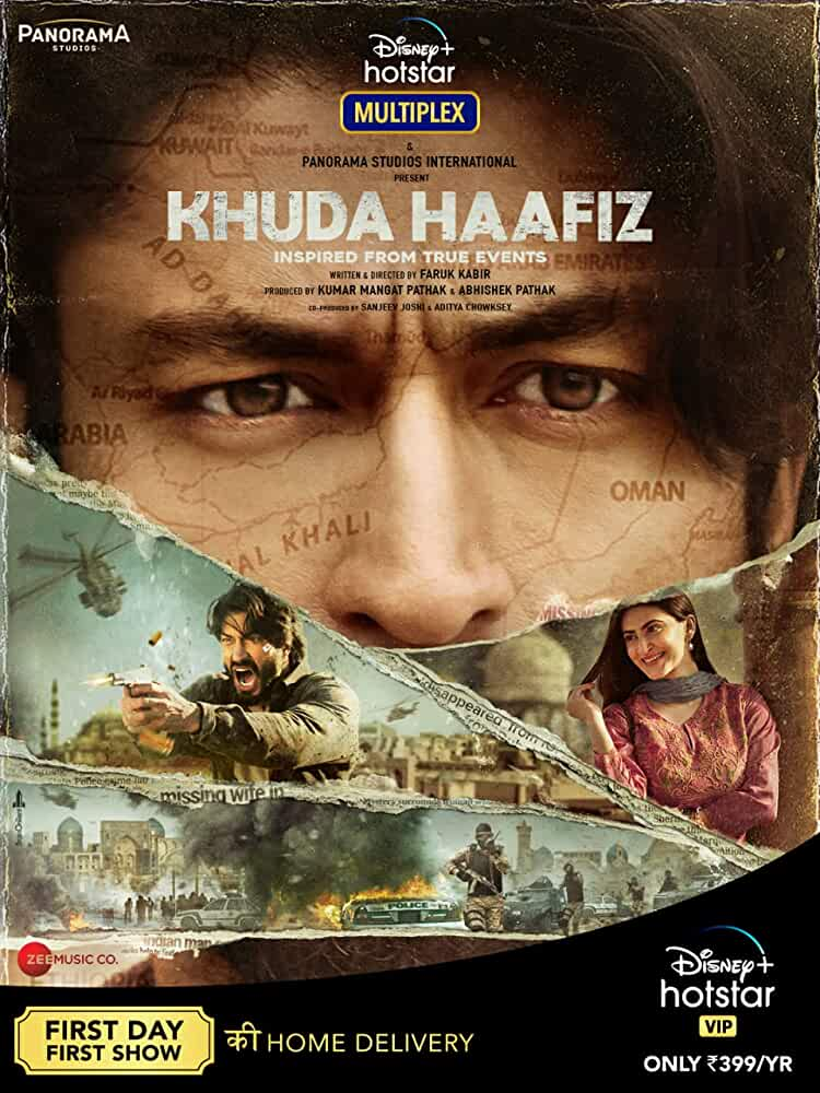 Khuda Haafiz (2020) Hindi Full Movie HDRip