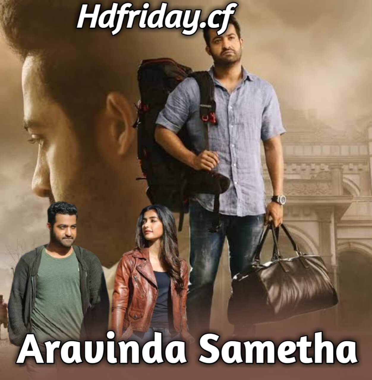 Aravinda Sametha Veera Raghava (2020) New South Hindi Dubbed Full Movie HD