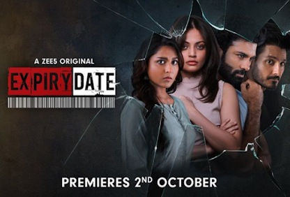 Expiry Date (2020) Hindi Completed Web Series HEVC