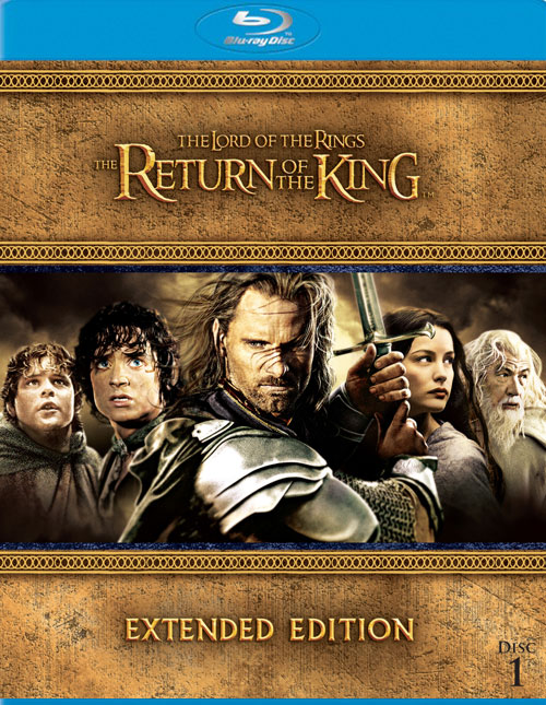 Lord Of The Rings 3 Return Of The King 2003 Hindi Dual Audio