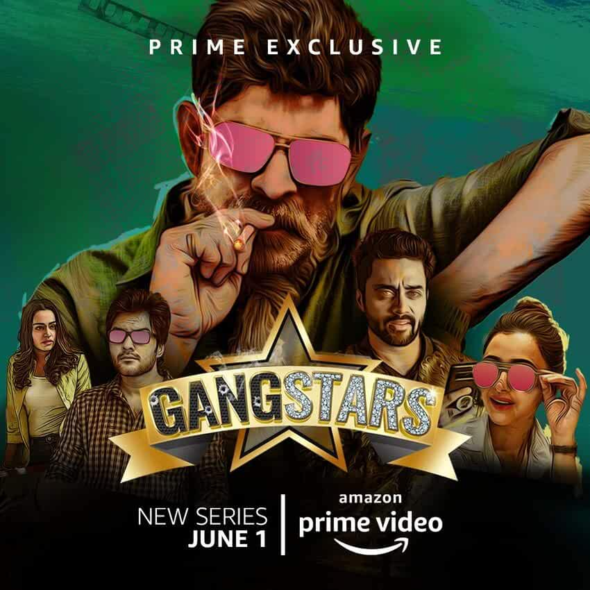 GangStars (2018) S01 Amazon Prime All Episodes in Hindi