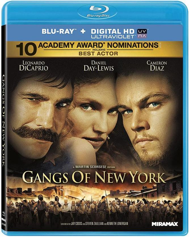Gangs of New York (2002) Hollywood Hindi Dubbed Full Movie Blu-ray