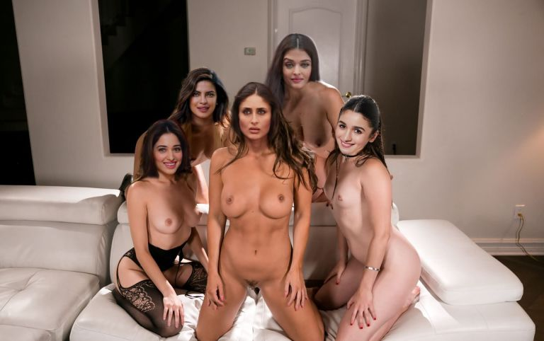 Top 5 Bollywood Actrees XxX Sex Porn Video