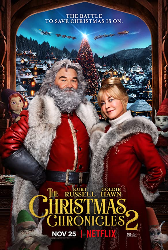 The Christmas Chronicles 2 (2020) Hindi Dubbed 720P HDRip Download