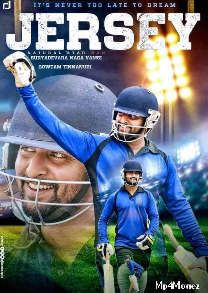 Jersey (2019) UNCUT Hindi Dubbed HDRip Download