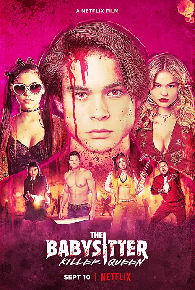 The Babysitter: Killer Queen (2020) English Full Movie 720P HDRip Download