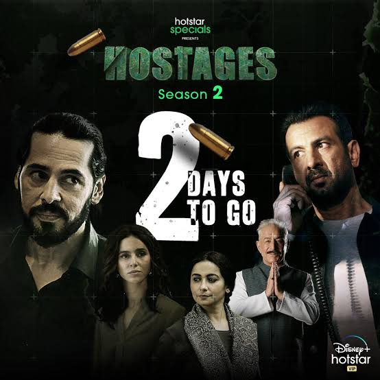 Hostages Season 2 (2020) New Web Series Hindi HD