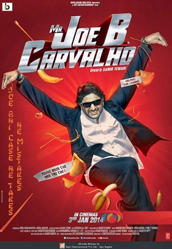 Mr Joe B Carvalho 2014 Hindi  Full Movie Download