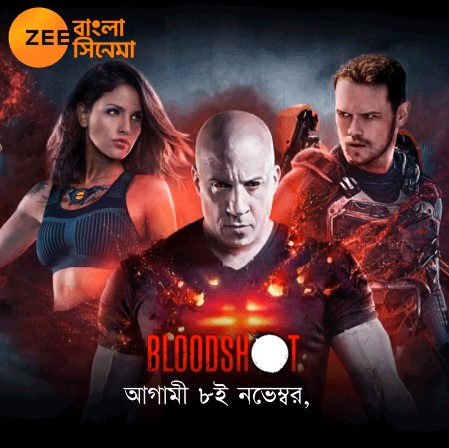 Bloodshot (2020) Bangla Dubbed Movie 720p HDTV-Rip Download