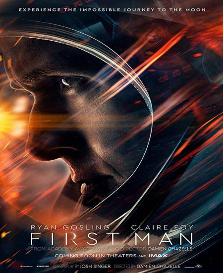 First Man 2018 Dual Audio Hindi