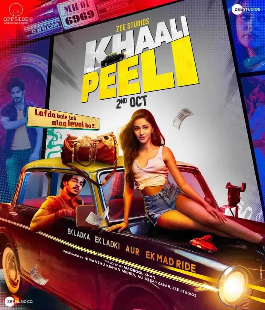 Khaali Peeli (2020) New Hindi Full Movie HD
