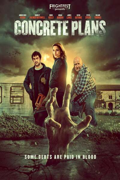 Concrete Plans (2020) English 480p HDRip