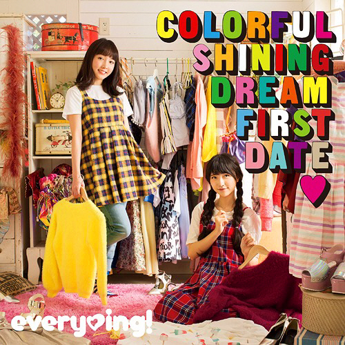 Colorful Shining Dream First Date♥ - Osanime
