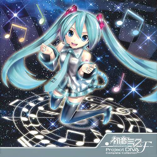 Hatsune Miku: Project Diva F Soundtrack - Osanime