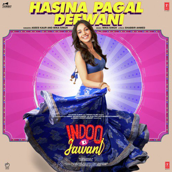 Hasina Pagal Deewani   Indoo Ki Jawani 128 Kbps