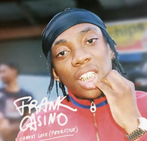 Frank Casino - I Cannot Lose (Freestyle) tooxclusive