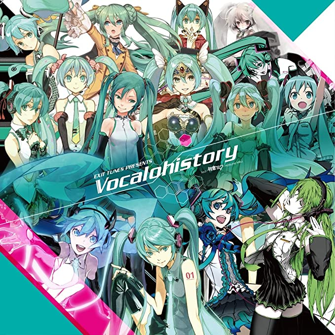 EXIT TUNES PRESENTS Vocalohistory feat.初音ミク - Osanime