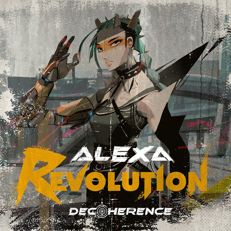 AleXa - Revolution Mp3