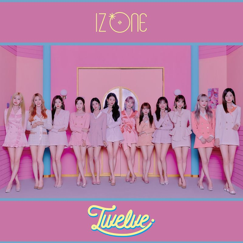 IZ*ONE - Beware Mp3